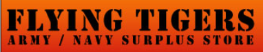 Flying Tigers Surplus Coupon Code