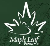 Maple Leaf Farms promo code