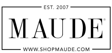Shopmaude Promo Codes