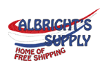 Albright Supply Coupon Code