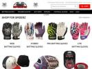 Spiderz Batting Gloves