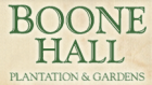 Boone Hall Plantation promo code