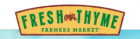 Fresh Thyme free shipping coupons