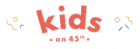 Kids On 45th free shipping coupons