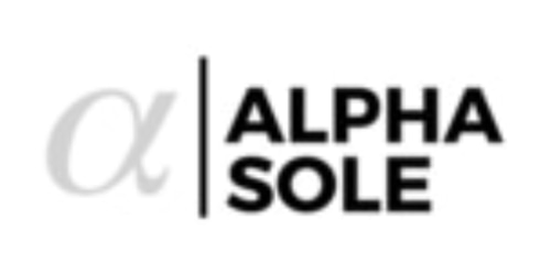 Alpha Sole Coupon