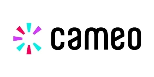 Cameo cyber monday deals