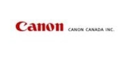 Canon Canada promo code