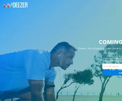 deezer promo code