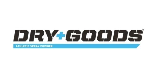 Dry-Goods promo code