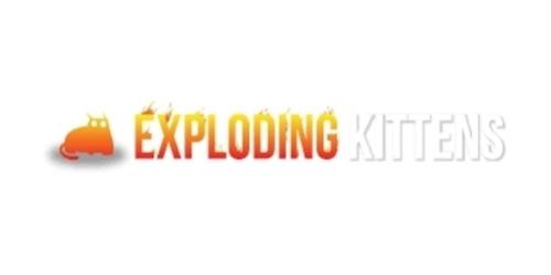 Exploding Kittens promo code