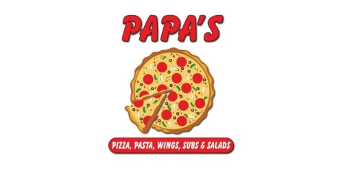 Papa's Pizza promo code