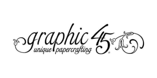 Graphic 45 promo code
