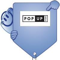 Pop Up promo code