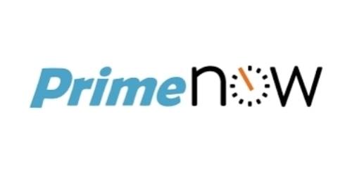 Amazon Prime Now promo code