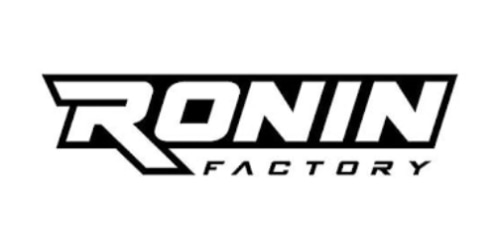Ronin Factory Discount Codes