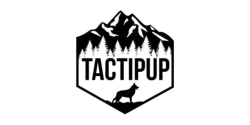 Tactipup promo code