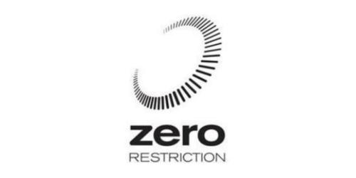 Zero Restriction promo code