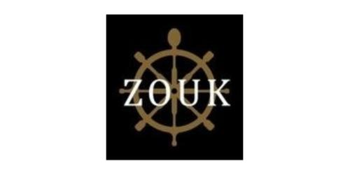 Zouk promo code