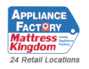 Appliance Factory promo code