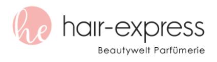 Hair Express promo codes