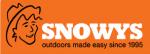 snowys promo codes