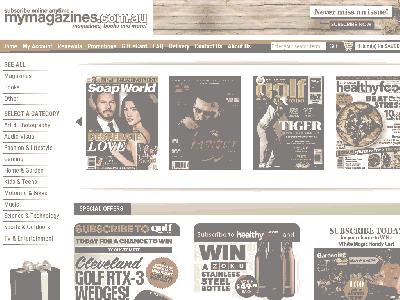 My Magazines Promo Codes & Discount Codes ▷ 34% OFF ⇒ Aug 2019