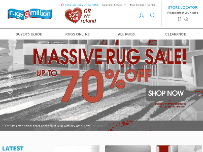 Rugs A Million Promo Code Up To 95