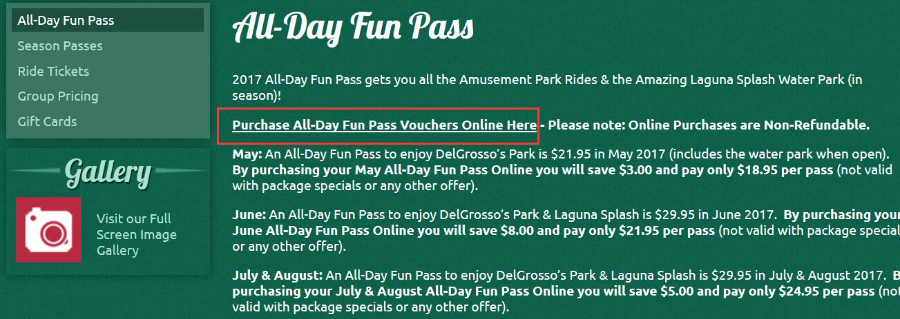 Delgrosso coupons