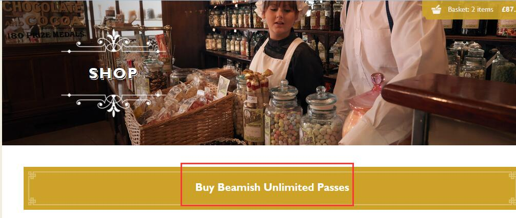 Beamish coupon example