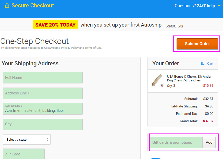 To create and edit your shopping list, sign in to your account.. Sign In. Don't have an account?