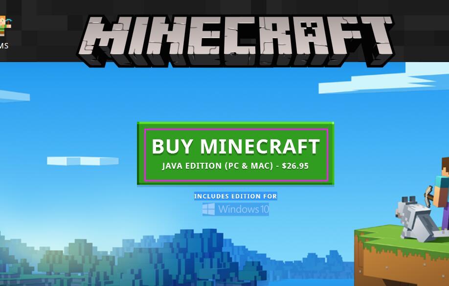 Minecraft Discount Example