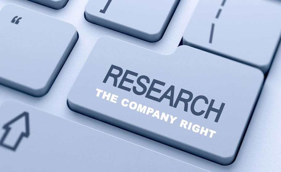 Make a detailed research about the company