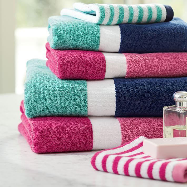 back to school Bath towels