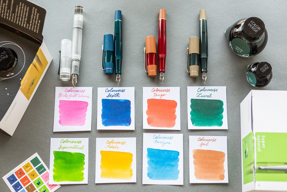 back to school inks